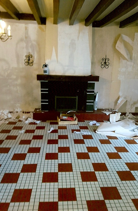 La Maison d'Edgar - Salon / Séjour Avant 1