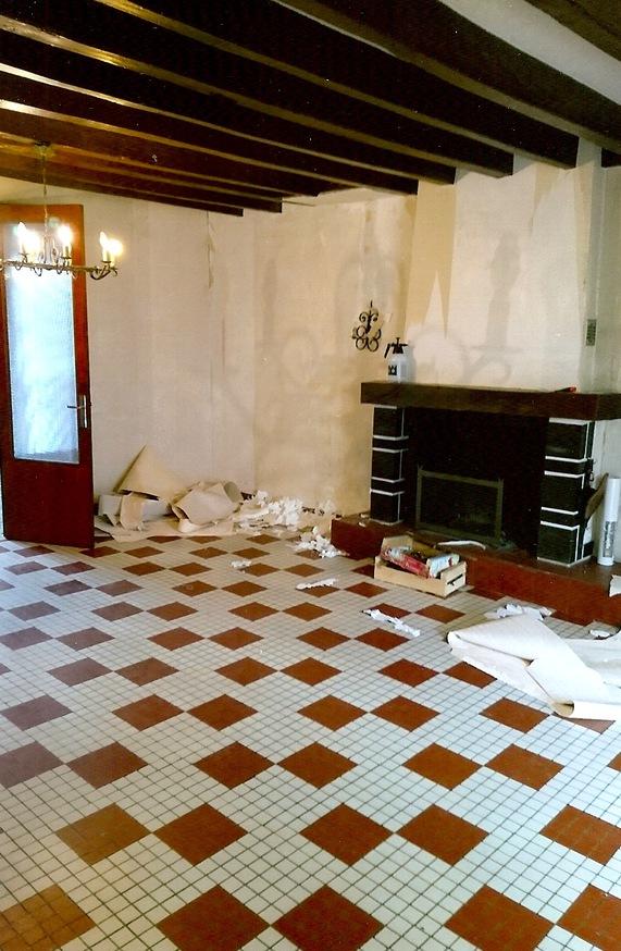 La Maison d'Edgar - Salon / Séjour Avant 3