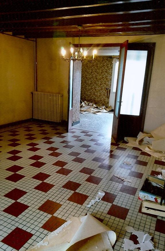 La Maison d'Edgar - Salon / Séjour Avant 4